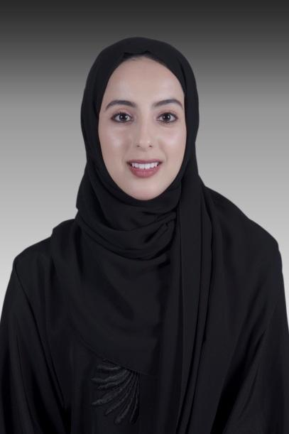 Shamma al-Mazroui, 22, who was appointed as the United Arab Emirates' new minister for youth (AFP Photo/)