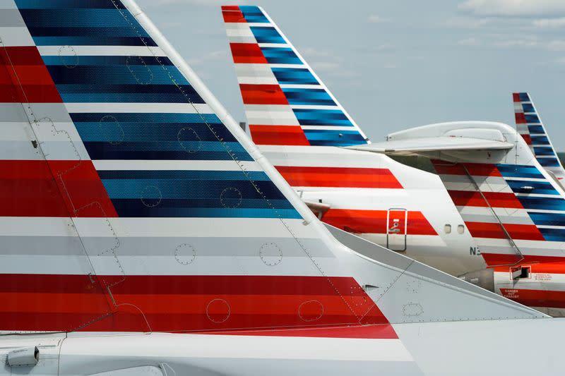 American Airlines seeks $3.5 billion in new financing