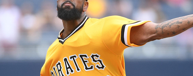 Felipe Vazquez was denied bail and charged with multiple counts of child pornography and unlawful sexual contact with a minor on Tuesday. (Getty Images)