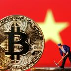 China's furtive bitcoin trade heats up again, worrying regulators