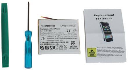iPhone's first sketchy battery replacement kit appears