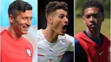 Sprinkler soaks Lewandowski and Schick celebrates – Monday's sporting social