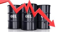 Crude Oil Price Update – Prices Plunge Amid Wave of Selling Under 200-Day Moving Average at $60.66