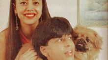 Vintage Love: Shah Rukh Khan and Gauri Khan look captivating in this throwback picture