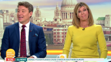 'Good Morning Britain' suffers rude onscreen blunder with accidental obscured sign
