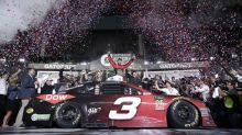 Austin Dillon's Daytona win comes on a day of Dale Earnhardt themes