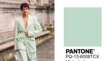 2020 秋冬時尚流行色:將翡翠綠、魯冰粉紫和藍青色的單品放入衣櫥