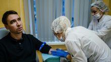 Body work: Russia's 'biohackers' push boundaries