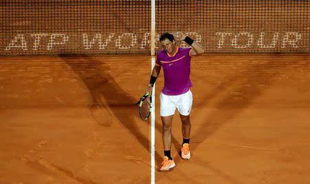 Nadal avanza a las semifinales en Montecarlo, Djokovic cae eliminado
