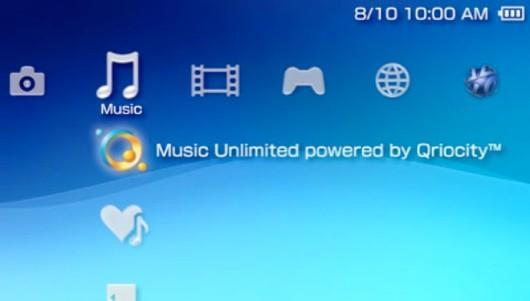 PS3, PSP get Music Unlimited service in UK, Ireland
