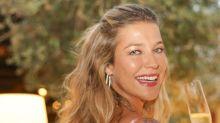 """Luana Piovani ganha declaração de Ofek Malka no aniversário: """"Saudade, meu amor"""""""