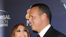 A Jennifer López se le van los ojitos de amor por su novio