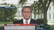 When will President negotiate? Sperling answers