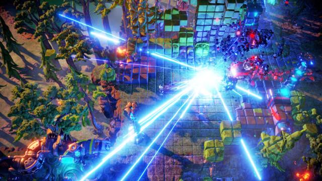 Arcade shooter 'Nex Machina' gets a physical release November 10th