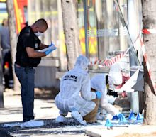 One dead, one injured after car rams two bus shelters in Marseille in 'deliberate' act