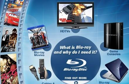 Amazon officially makes Blu-ray format of choice