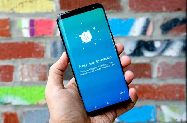 Bixby will start collecting sports scores and news next month
