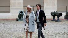 Britain's Princess Beatrice marries in Windsor