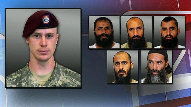 Report: 1 of Taliban 5 may be linked to 9/11 attacks