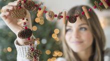Sapins, boules et guirlandes : Cdiscount réalise jusqu'à 75% de réduction sur les décorations de Noël