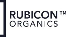 Rubicon Organics Announces First Harvest from Washington Facility and Corporate Update