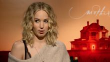 Jennifer Lawrence reveals perils of breastfeeding a robot baby in 'Mother!'