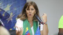 """La embajadora de la UE en Venezuela saldrá del país """"en los próximos días"""""""