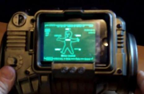 Modder crafts working Pip-Boy 3000 using iPod Touch