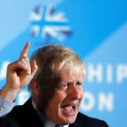 UK PM candidate Johnson: Labour Party leader Corbyn guilty of anti-Semitism