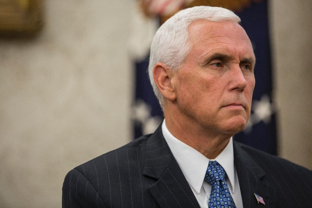 Vice President Mike Pence is heavily criticized by Jews for hosting an election rally with a 'Christian rabbi' just days after 11 Jews were murdered by an anti-Semitic man at a Pittsburgh synagogue