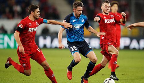 Bundesliga: Hoffenheim: Uth lässt seine Zukunft offen