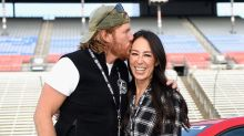Joanna Gaines Shares Sweet Photo of Newborn Son Crew 'Settling' Into His Nursery