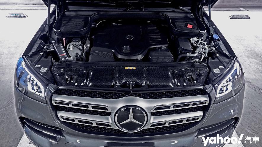 大而得當!2021 Mercedes-Benz GLS 450 4MATIC雨季試駕 - 17