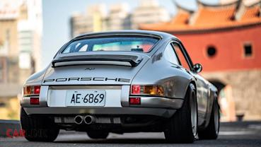 致敬氣冷Porsche 911聞名!美國品牌Singer攜手永三汽車成為合作夥伴