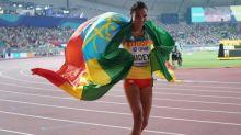 Athlé - 5 000 m (F) - L'Éthiopienne Letesenbet Gidey établit un nouveau record du monde du 5000m en 14'06''62