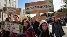 Amazon employee explains why they organize the climate change walkout