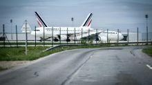 Los pilotos de Air France anuncian cuatro días de huelga en mayo
