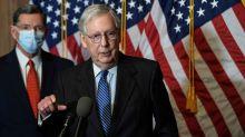 Mitch McConnell Punts On $2,000 Stimulus Checks Bill Despite Bipartisan Pressure