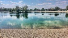 Il laghetto nel cuore della capitale della Croazia