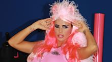 Katie Price is ditching her pink cars because they 'get her into trouble'
