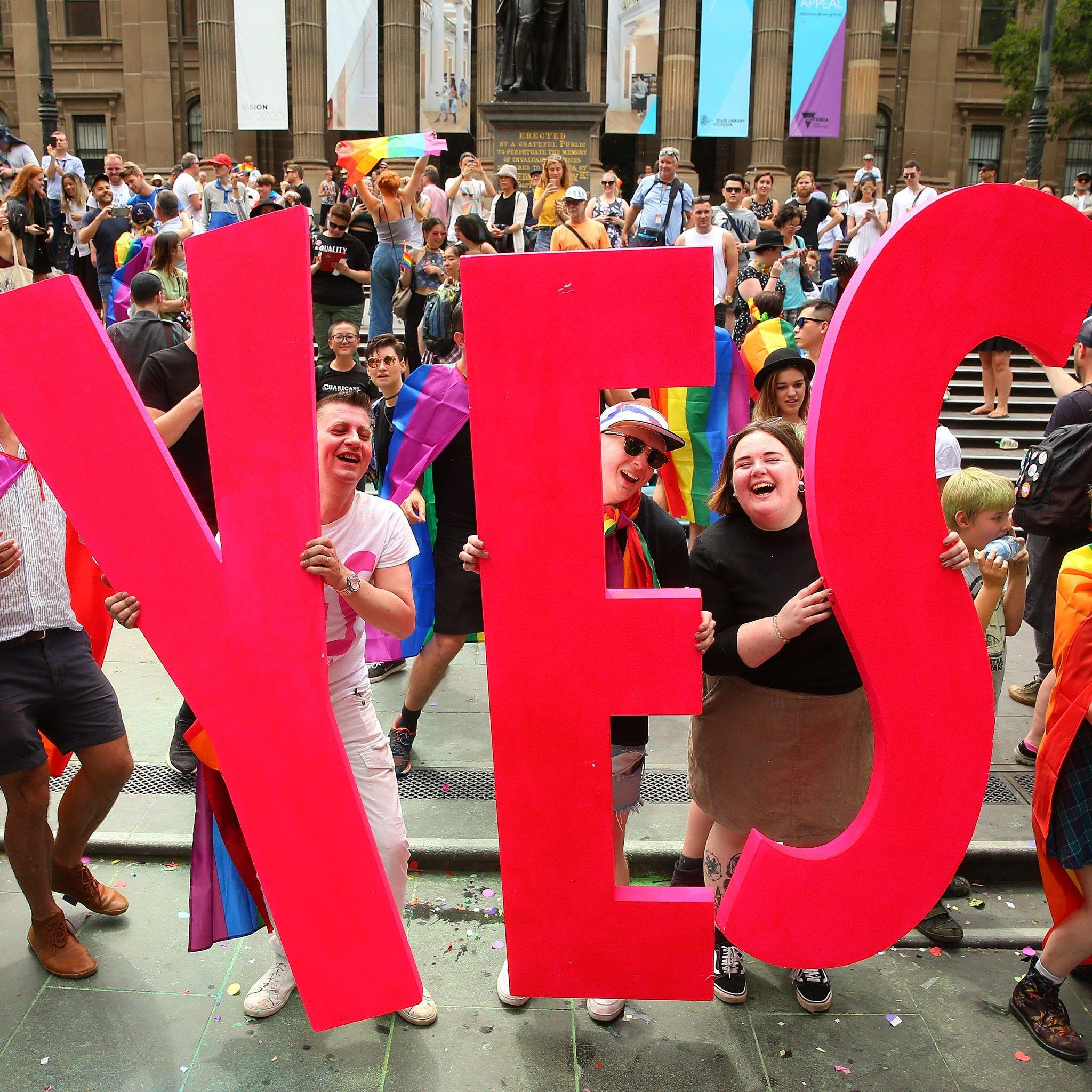 should same sex marriage be legalized in australia essay Sydney, australia — australia's parliament voted overwhelmingly to legalize same-sex marriage on thursday, overcoming years of conservative resistance to enact change that the public had made.