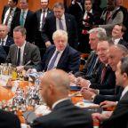 No normalization in relations yet, UK PM Johnson tells Russia's Putin