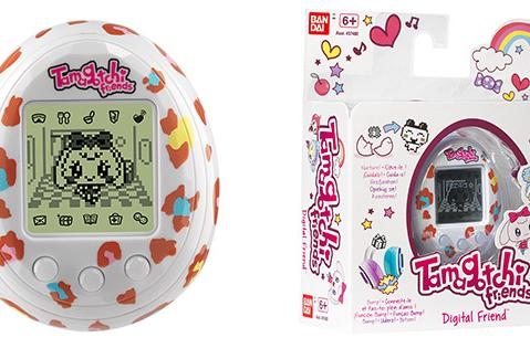 Tamagotchi celebrates its 17th birthday with new, more social virtual pets