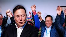 Elon Musk becomes Twitter laughingstock after Bolivian socialist movement returns to power