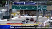San Diego border now included in Dorner search