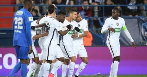 Foot - Coupe - Le PSG en demi-finales de la Coupe de France avec un grand Ben Arfa