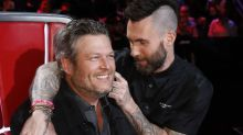 Here's What Blake Shelton Thinks About Adam Levine Leaving 'The Voice'