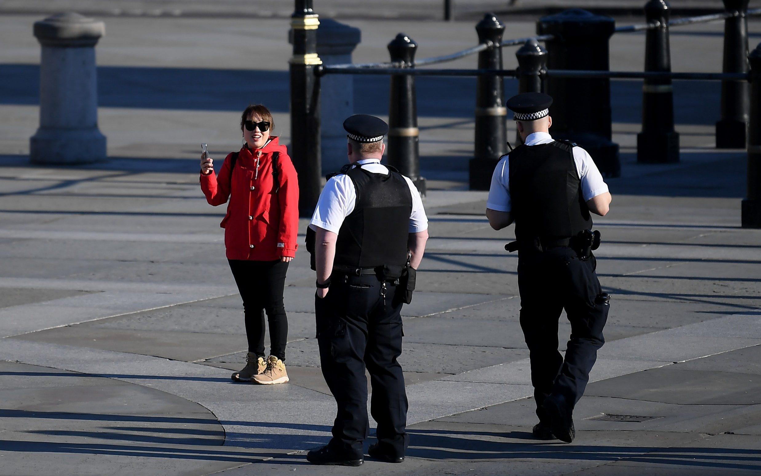 Coronavirus latest news: Police get new powers to arrest lockdown flouters and double fines
