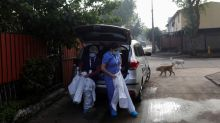 Chile's migrant medics move to frontlines in pandemic battle
