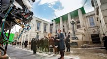 How Fantastic Beasts brought 1920s New York back to life... in Watford